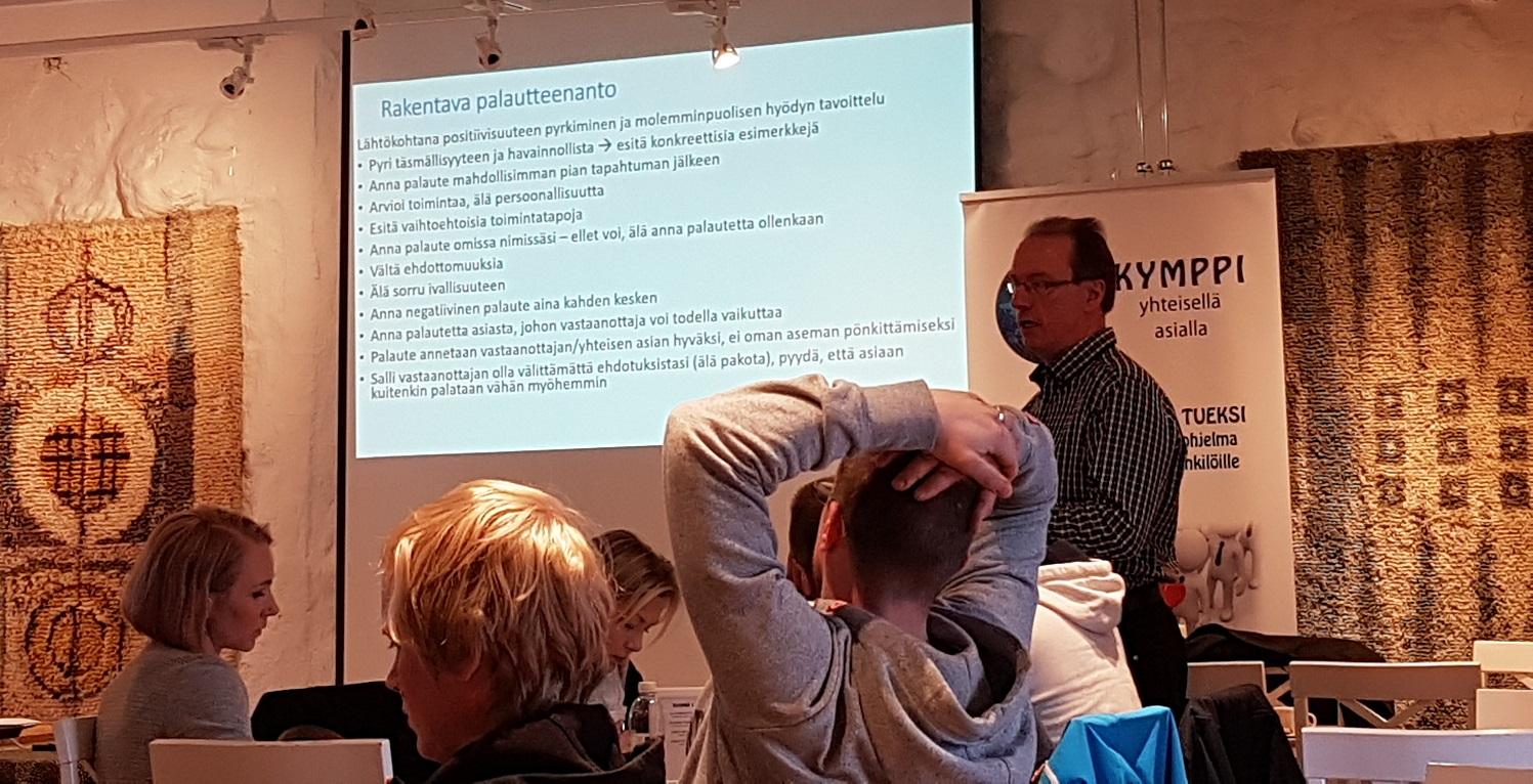Kympit yritysten tueksi – Etelä-Savo etunenässä